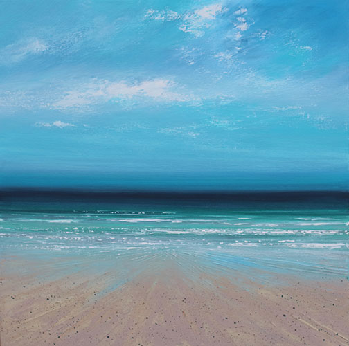 Summer Holiday Painting